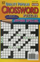 Quality Popular Crossword Puzzles Magazine Subscription