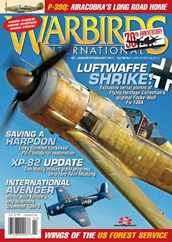 Warbirds Int'l Magazine Subscription